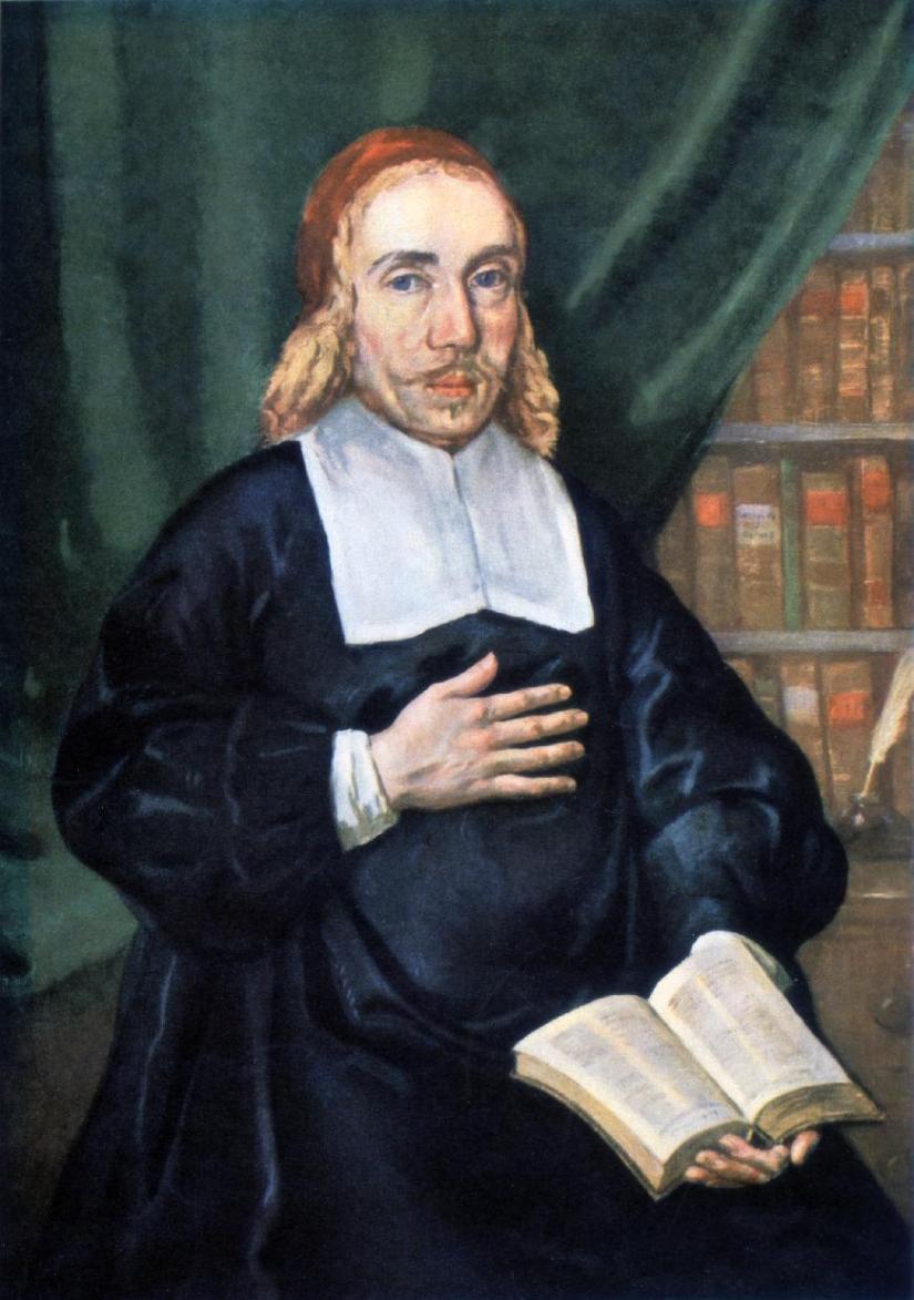 John Cotton, 1654